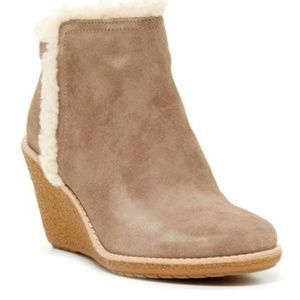 Cole Haan Waterproof Michelle Wedge Bootie